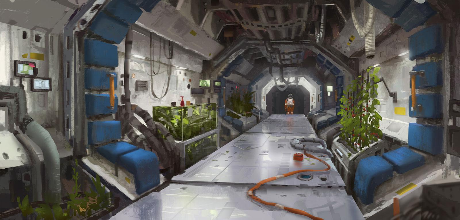 AIE Game Art | 48 Hour Challenge | Maya | Autodesk