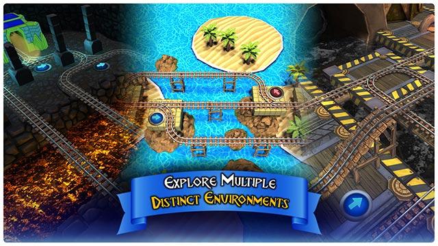 AIE Incubator | GDML | Minecart Mayhem