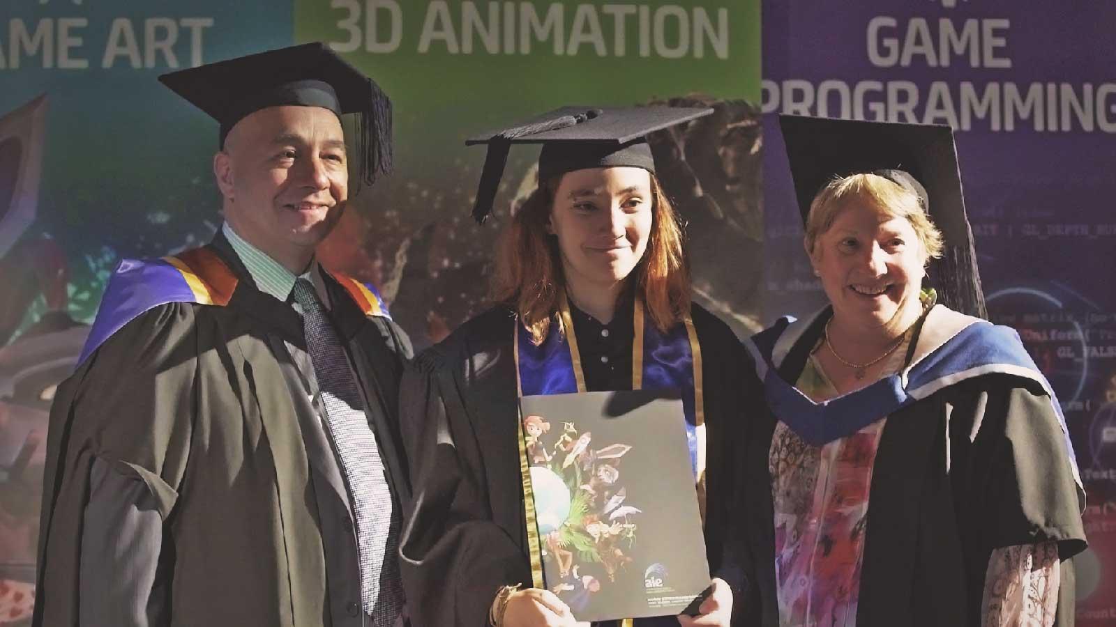 AIE | Graduation 2016