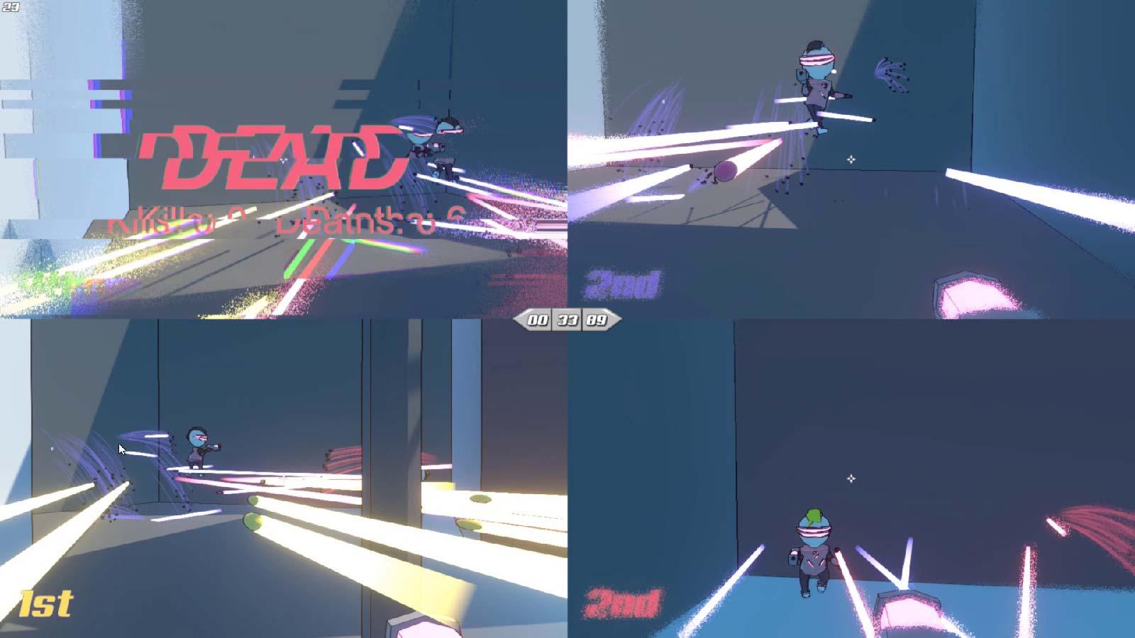 AIE | Bit Bunny Games